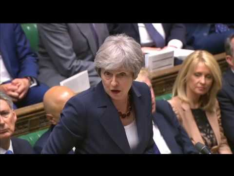Prime Minister's Questions: 9 May 2018