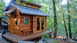TINY HOUSE ALTERNATIVE LIFESTYLE