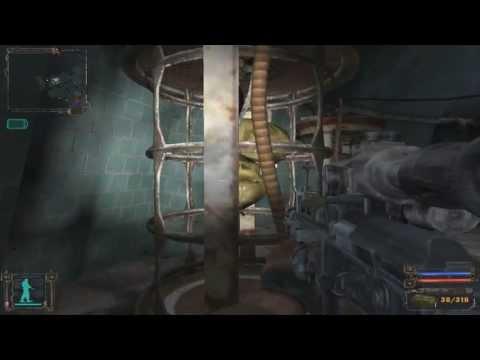 Как выйти из лаборатории x18 в сталкере тень чернобыля видео
