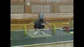 Тяжёлая атлетика Неудачный рывок хахаха