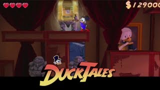 DuckTales Remastered video game trailer & sing-along