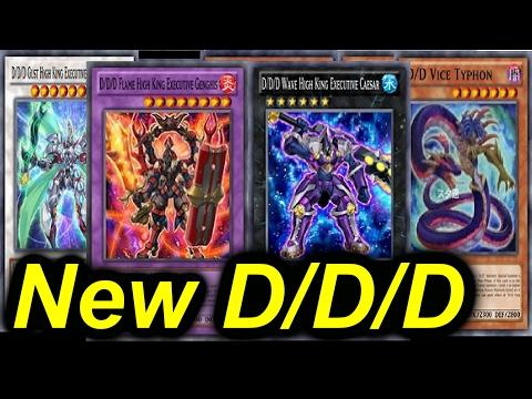 New!! BROKEN D/D/D MONSTERS - MORE REBORN & NEGATION [Yugioh]