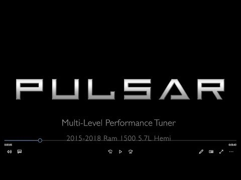 Install and testing of the Pulsar Tuning Module for 2015-2018 Ram 1500 5.7L Hemi Trucks