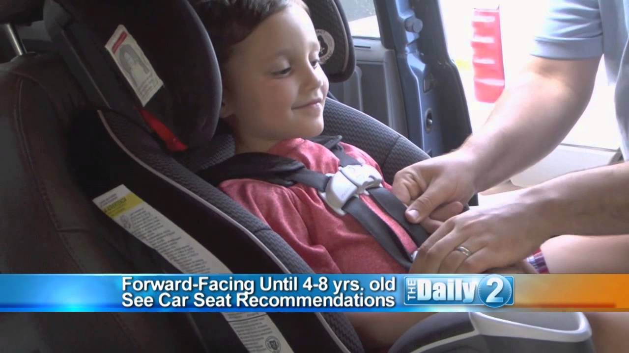 2017 Booster Seat Laws In Georgia By