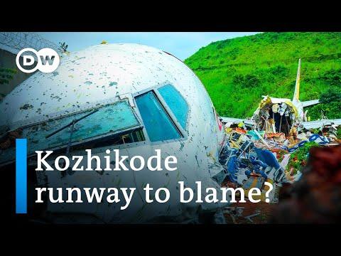 India: Kozhikode plane