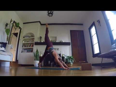 Solar Yoga - Hamstrings & Shiva Squats flow with Nicki