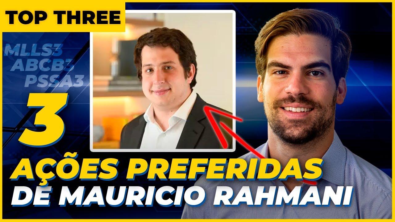 As 3 ações preferidas de Mauricio Rahmani   sócio da Reach Capital