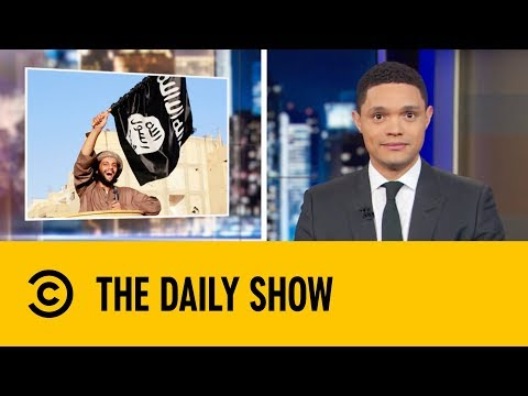 Donald Trump's Bizarre Syrian Solution | The Daily Show with Trevor Noah