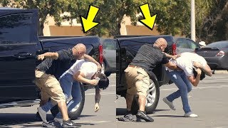 Stealing Cars in the Hood GONE WRONG!