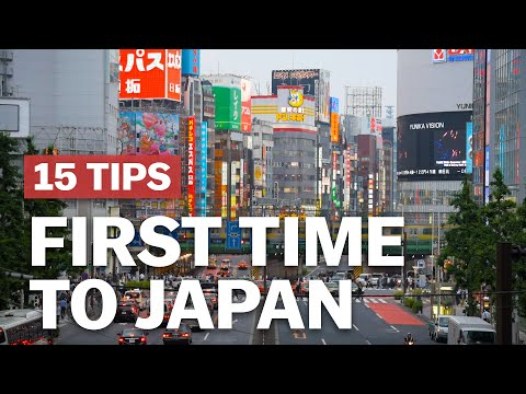 15 Tips for First-Time Travellers to japan | japan-guide.com