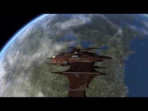 Star Trek Online - T6 Flagships (Odyssey, Bortasqu, Scimitar)