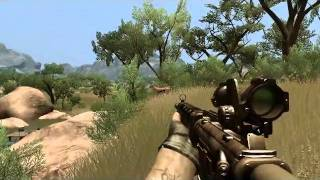 FarCry 2 - hunting animals