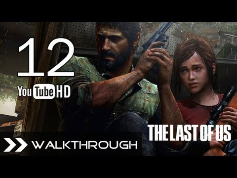 The Last of Us Walkthrough - Part 12 48% (Financial District) Hotel Keycard & Generator 2/2