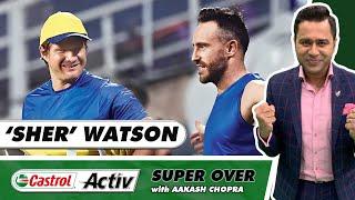 CHENNAI ROAR AGAIN!   Mumbai beat Punjab   Castrol Activ Super Over with Aakash Chopra
