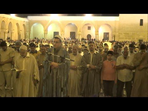 جامع عقبة تراويح ليلة 13 رمضان 1435