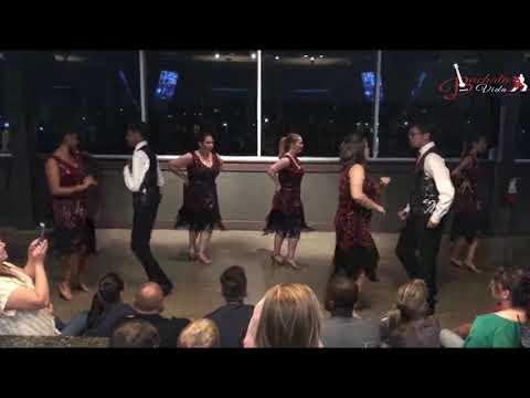 Landstown High School Latin Dance Club Debut!