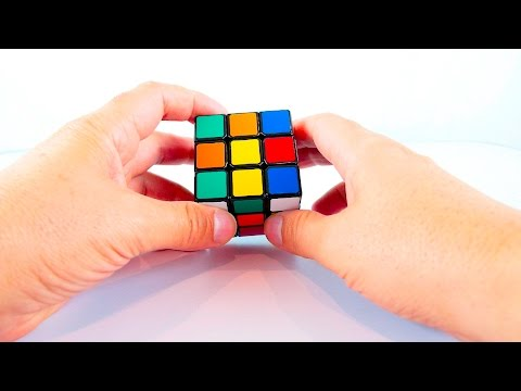Easiest Way To Solve the Rubik's Cube - Step 2