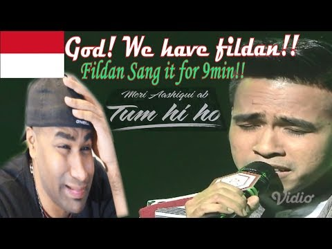 D'Academy Asia 3 : FILDAN DA4, Indonesia - Tum Hi Ho | INDIAN REACTS TO INDONESIAN VIDEO
