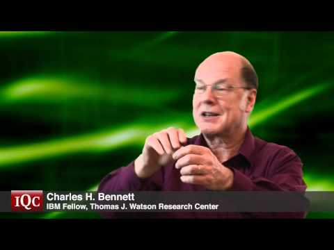 The Origins of Quantum Teleportation - Charles Bennett