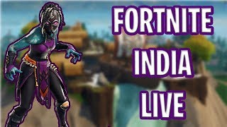 BAD NEWS!!!| GALAXY SKIN GIVEAWAY| FORTNITE INDIA LIVE
