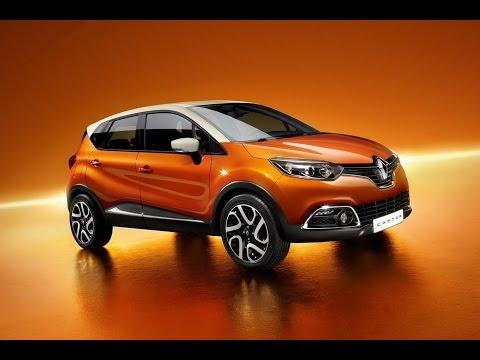 Renault Captur 2016 Рено Каптур тест драйв и обзор