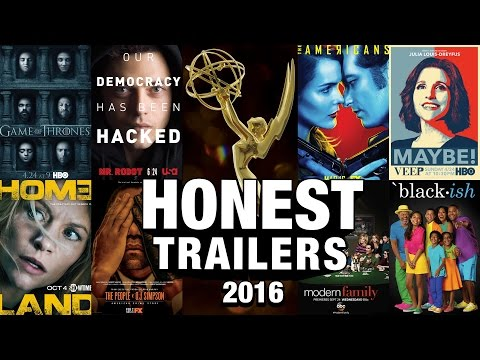 Honest Trailers - The Emmys