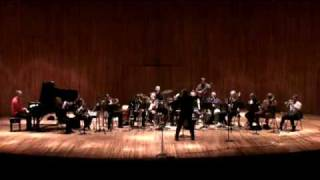 Concert | MIT 21M.342 Composing for Jazz Orchestra, Fall 2008