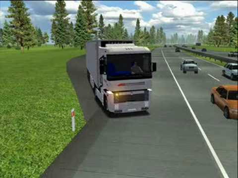 18 Wheels Of Steel Haulin Polska Mapa 0 5 Youtube