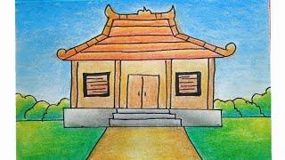 Gambar Rumah Adat Joglo Untuk Mewarnai Rumah Joglo Limasan Work