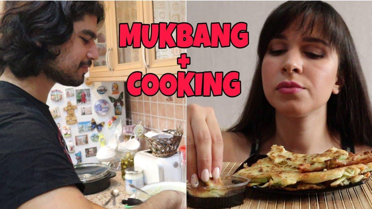 YACHAEJEON MUKBANG+COOKING С БРАТОМ #asmr #AskFatima