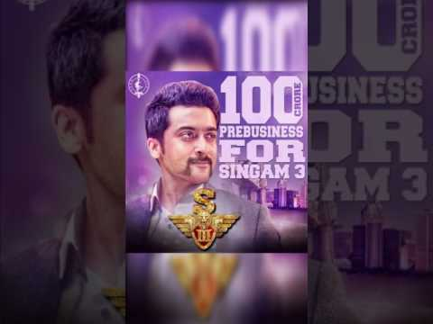 SINGAM S3 VIDEO SONG