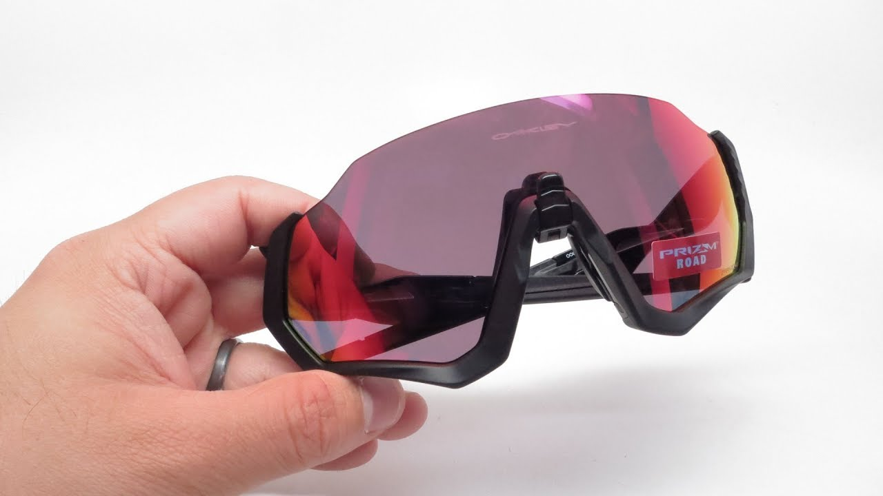 a93349f06d Oakley Flight Jacket OO9401 Sunglasses Review   Unboxing - YouTube