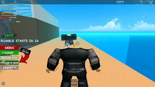 Roblox Boxing Simulator 2 How to Do A Speed [No Hack/Exploits]