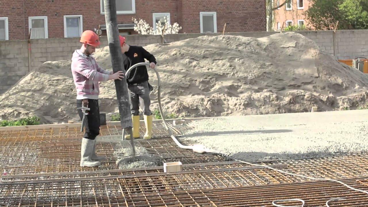 Beton- und Stahlbetonbauer bei der Firmengruppe Schtt ...