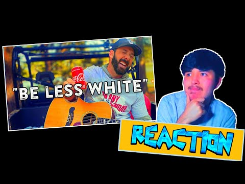 They're definitely on COKE! Buddy Brown – We Gotta Be LESS WHITE | Truck Sessions REACTION