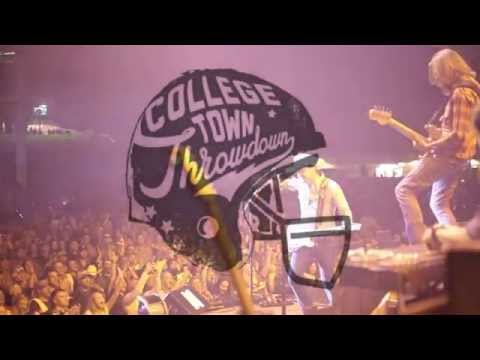 College Town Throwdown 2015 - Fayetteville, AR
