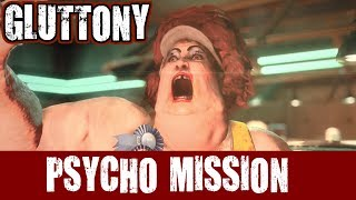Dead Rising 3 Playthrough - Part 13: Psycho Mission - Gluttony [1080P HD]