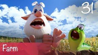 Booba - Farm - Episode 31 - Cartoon for kids