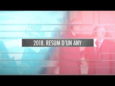 2018. Resum d'un any - Introducció