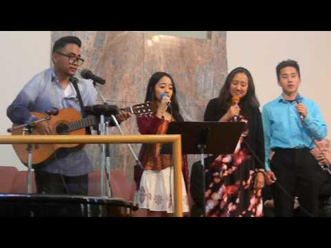Side By Side - Heritage Singers | Ft. Madelyn, Mrs. Stephanie Mayang And Xander Mayang