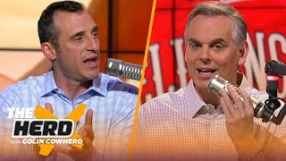 Doug Gottlieb explains why he wasn't impressed by Zion's NBA debut | NBA | THE HERD