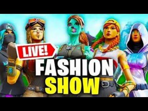 🛑 *REAL* Fortnite Fashion Show! Best Outfit Combo WIns V-Bucks! L Fortnite Battle Royale