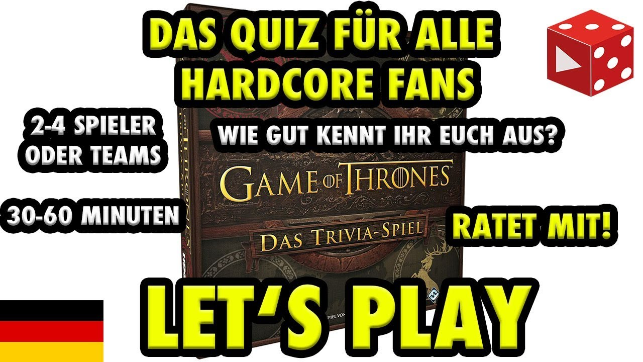 Game Of Thrones Das Spiel