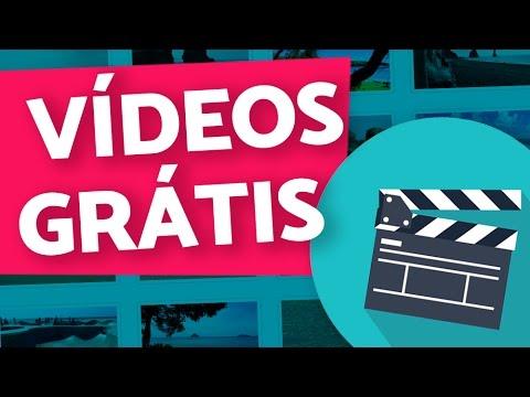 Banco de vídeos grátis (free stock footage) #Indicashow