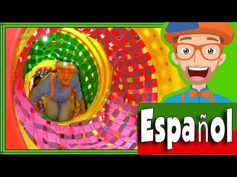 Descargar Video Aprende Los Colores con Blippi Español y Canciones para Niños - 1 Hora