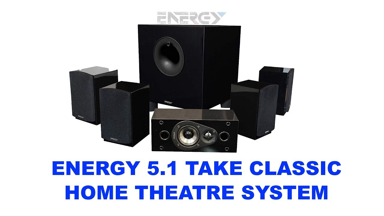 Part 2 Energy Take Classic Speakers Set Up Youtube