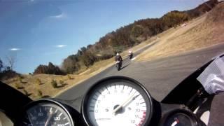 2013 03 12 ラ パラ 鈴鹿ツインサーキット cクラス tzr250 1kt 2xt オンボード