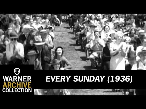 Every Sunday (Preview Clip)