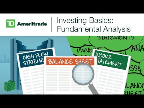 Investing Basics: Fundamental Analysis