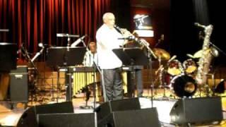 World Saxophone Quartet (pt5) (Solo Hamiet Bluiett) & M